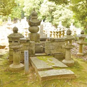 吉敷毛利家墓所